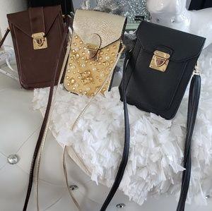 Handbags - 3 small crossbody purses